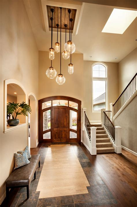 foyer entry large entryway chandelier color stabbedinback