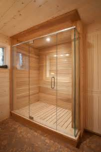 Sauna Bathroom Ideas » Home Design 2017