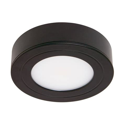 armacost lighting purevue dimmable soft white led puck