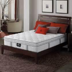 serta sleeper ridgemont luxury pillowtop
