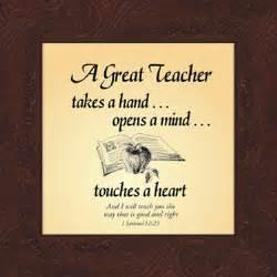 religious quotes for teachers appreciation quotesgram
