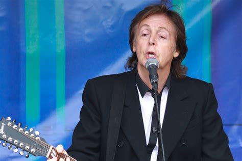 Did Paul Mccartney Really Send Flowers by Paul Mccartney Releases Quot Queenie Eye Quot