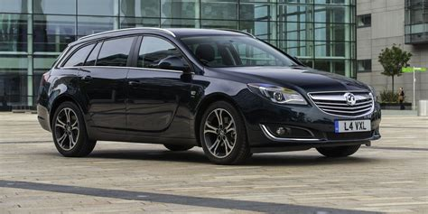 vauxhall insignia wagon vauxhall insignia sports tourer review carwow