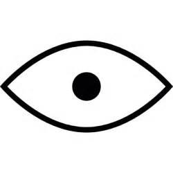 eye shape icons free download