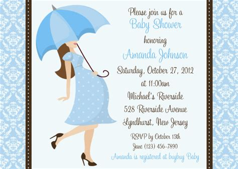 damask baby shower boy invitation by afairytalebeginning on etsy