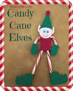 Guy Christmas Gift Ideas - candy cane elves the crafty blog stalker