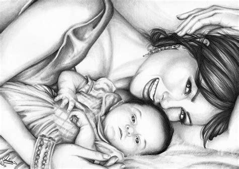 imagenes a lapiz para una madre dibujos a l 225 piz de mujeres embarazadas imagui
