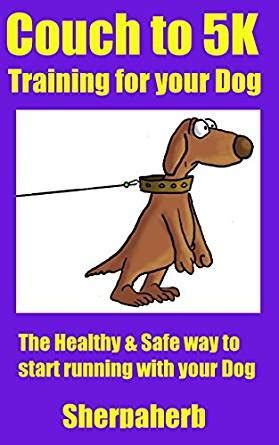 couch to 5k book couch to 5k training for your dog the healthy and safe