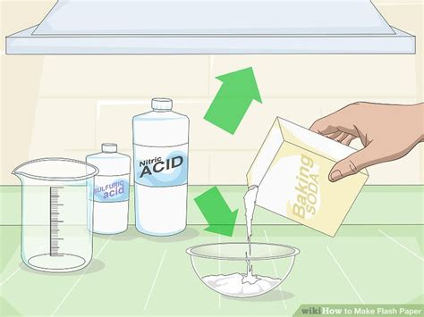 Flash Paper How To Make - how to make flash paper with pictures wikihow