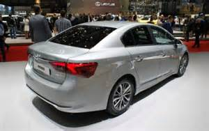 when are new car models released 2017 toyota avensis release date 2018 release date and price
