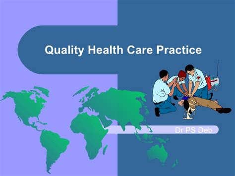 quality health care