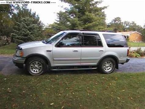 Expedition 6655 Silver Grey Leather 2001 ford expedition 4x2 2001 ford expedition xlt