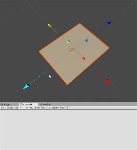 eventtype layout gui use unity handles for interaction in the scene view