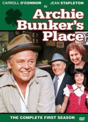 Sitcoms Online - Archie Bunker's Place - The Complete ... Archie Bunker's Place Dvd
