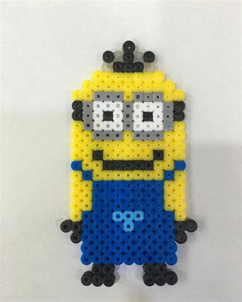 minion perler bead 609 best images about millions of minions on