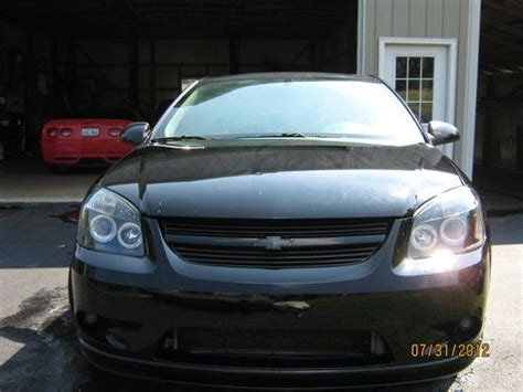 manual repair free 2007 chevrolet cobalt ss electronic valve timing buy used 2007 chevrolet cobalt ss coupe black 2 owners manual 2 door 90k miles in