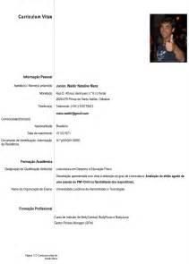 Curriculum Vitae Professor by Professor De Educa 231 227 O Fisica Curr 205 Culo