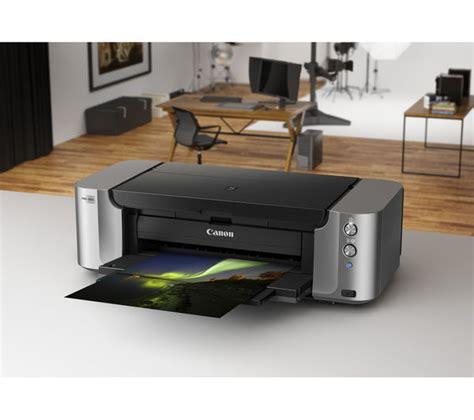 Printer Canon A3 Multifungsi canon pixma pro 100s wireless a3 inkjet printer deals pc world
