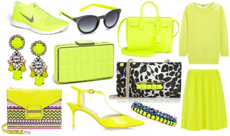 Bright Yellow Accessories by Shield Your Neon Yellow Is Here To Blind Us All For