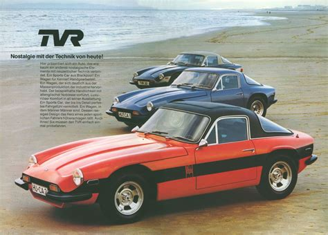 Tvr Sports Car Tvr Back In Let It Be So Swadeology