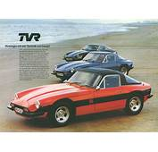 Brittish TVR Sports Car Second Chance  Maybe Average