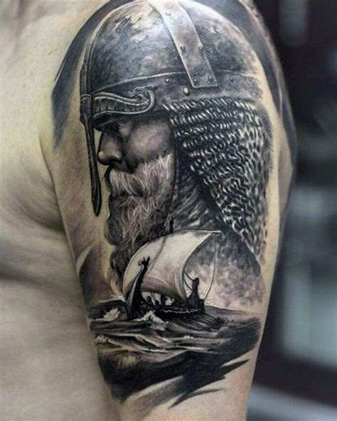 collection of 25 viking vs on back shoulder collection of 25 realistic viking for shoulder