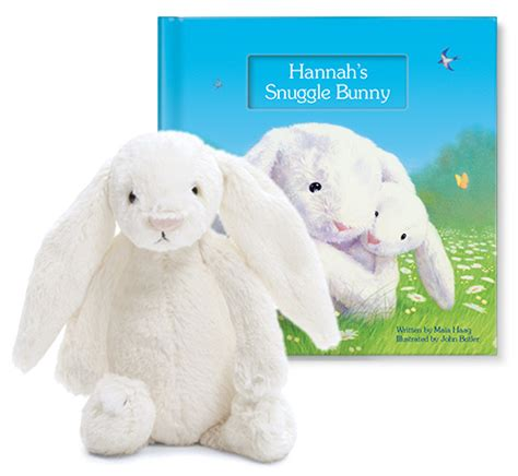 snuggle bunnies books personalized books are great for easter baskets the