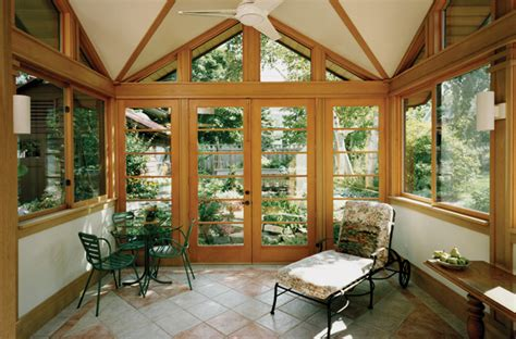 Themes For Kitchen Decor three season garden sunroom associated housewrights