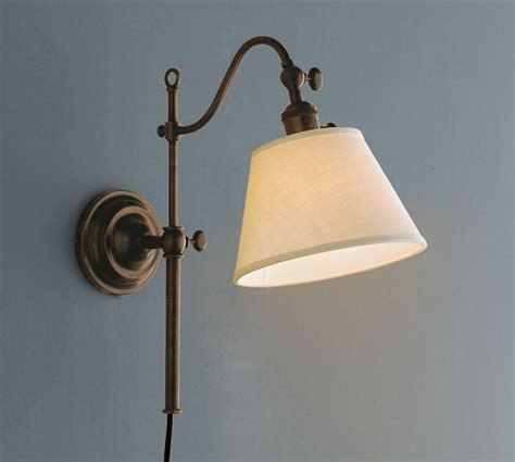 Barn Wall Sconce Adair Sconce Pottery Barn
