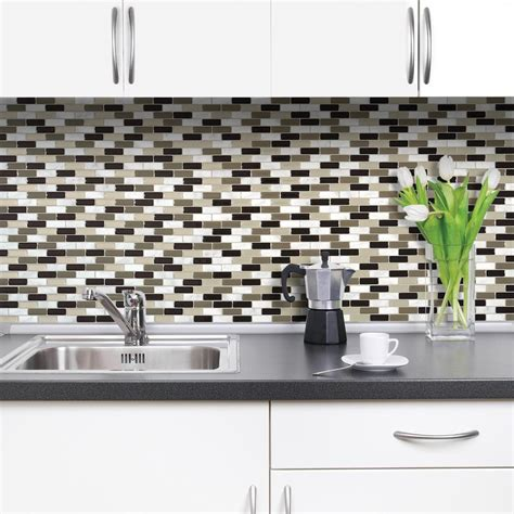 decorative wall tiles kitchen backsplash smart tiles murano stone approximately 3 in w x 3 in h