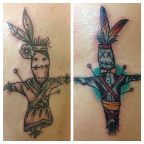 tattoo voodoo new orleans bride groom voodoo dolls by pauly lingerfelt and cameron