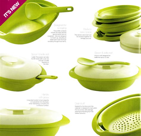 Tupperware Blossom Collection buy tupperware blossom collection deals for only rp435 000
