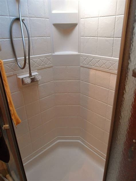 Motorhome Shower Unit by Rv Shower Toilet Units Pictures To Pin On