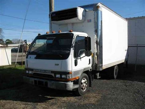 mitsubishi truck 2004 mitsubishi fe640 2004 box trucks