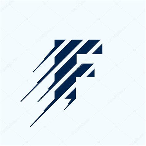 design logo huruf f f letter logo design template stock vector 169 kaer dstock