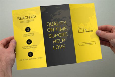 37 A4 Size Brochure Templates Free Psd Photoshop Designs A4 Size Brochure Templates Psd Free