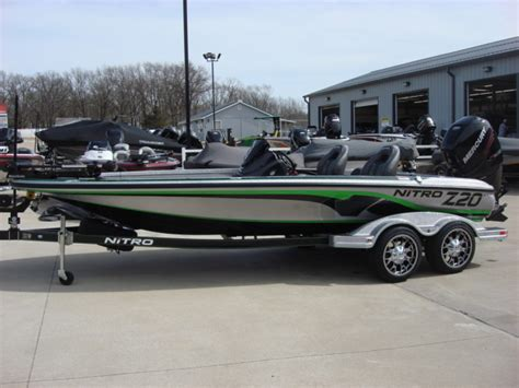 nitro boats problems nitro z20 bass boats new in warsaw mo us boattest