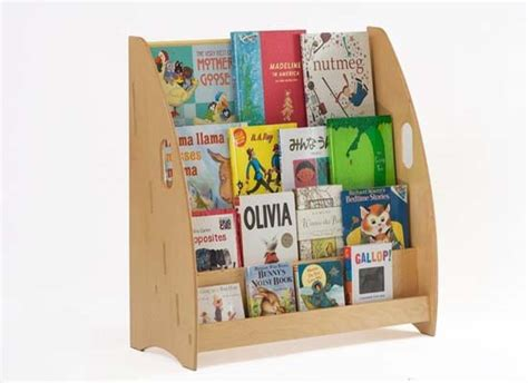 Childrens Bookcase Modern Childrens Bookcase And Book Display By Inaiinaiba