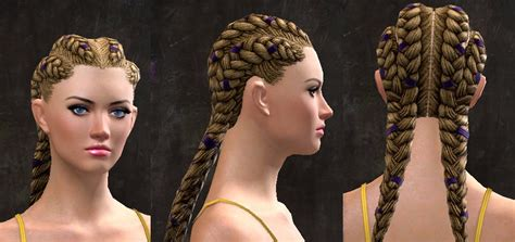 gw2 new hair styles dulfy gw2 new hairstyles and faces for path of fire dulfy