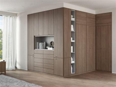 A Built In Wardrobe by Custom Closet Design By California Closets