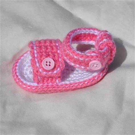 crochet baby sandals pattern 36 gorgeous crochet baby gladiator sandals diy to make