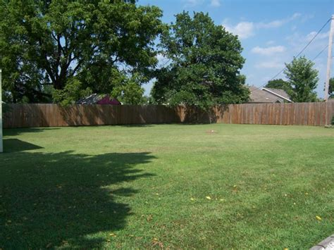 large backyard 1103 s rex joplin mo big backyard backyard and