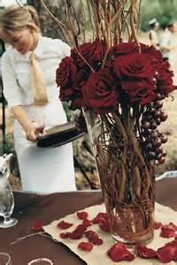Tapered Vase Wedding Colors Top 7 Marsala Decorations