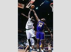 KG v.s. SHAQ | NBA | Nba players, Shaquille O'neal, NBA Kevin Garnett Shoes Timberwolves