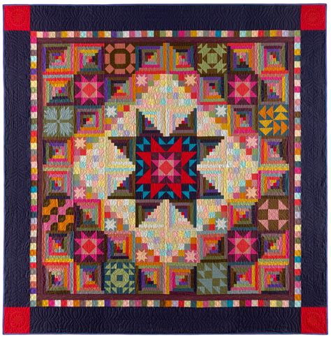 3 In 1 Quilting Set Keset Quilt amish with a twist 2 bom quilt pattern set