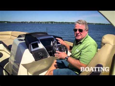 boating magazine buyers guide harris crowne sl 250 pontoon boat powered rear boat