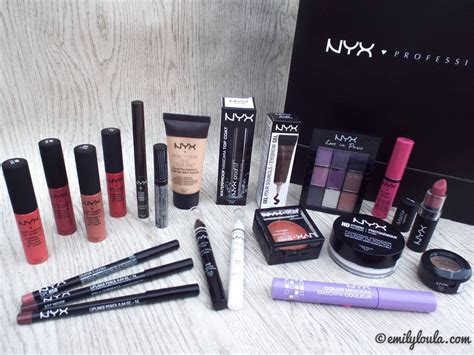 Nyx Cosmetic nyx cosmetics gallery