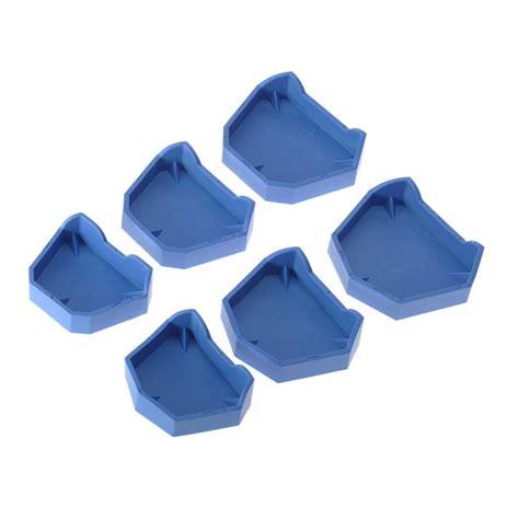 pcsset dental model base set dental mold plaster base