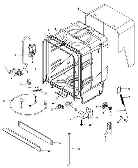 maytag dishwasher parts diagram maytag dishwasher model mdbh950awq problem sump
