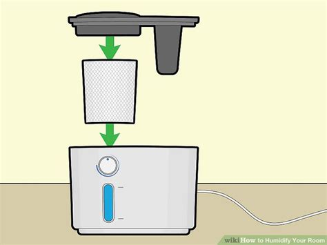 how to humidify a room 3 ways to humidify your room wikihow